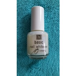 Basic nail whitener creamy