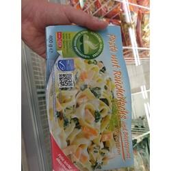 Msc Pasta mit Räucherlachs und Blattspinat tiefgefroren