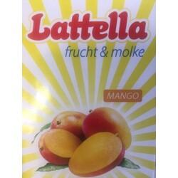Lattella - Frucht&Molke  - Mango