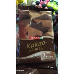 Spar Kakao-Mürbteig