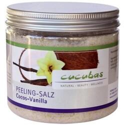 cucubas PEELING-SALZ Cocos-Vanilla