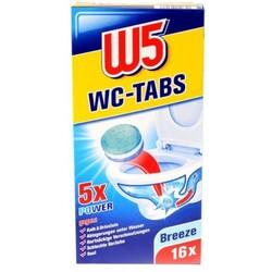 W5 WC-Reiniger Tabs Breeze