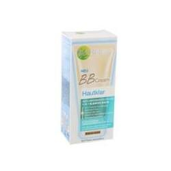 Garnier Skin Naturals BB Cream Hautklar mittel bis dunkel