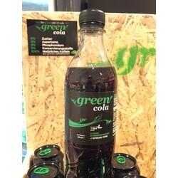 Green Cola (PET-Flasche)