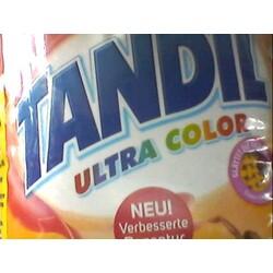 Tandil ultra Colorwaschmittel-Pulver