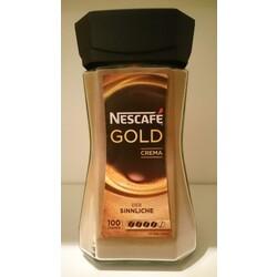 Nescafé Gold Instantkaffee Crema, 200 g