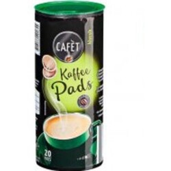 Cafèt Kaffee Pads klassik
