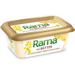 Rama mit Butter, 225 g
