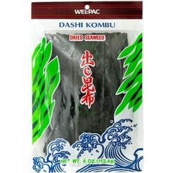 Dashi Kombu Dried Seaweed Wel Pac