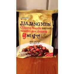 Paldo Jjajangmen chajang noodle