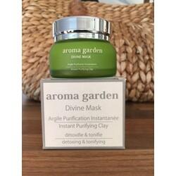 Aroma garden Divine Mask -Argile Purification Instantanée (Crème  50ml)