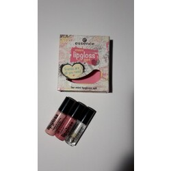 Essence mini lipgloss set