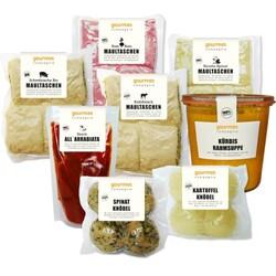 Gourmet Compagnie Züricher Kalbsrahmgeschnetzeltes
