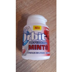 Orbit Professional mints Kirsche