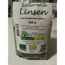 Bio Pfister Zollernalb Linsen