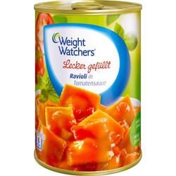 WeightWatchers Ravioli in Tomatensauce