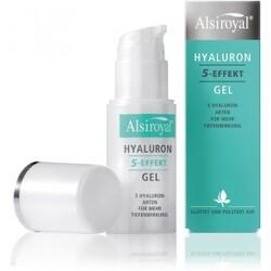 Alsiroyal Hyaluron 5-Effekt Gel