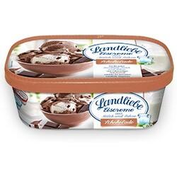 Landliebe Eiscreme Schokolade