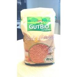 GutBio Rote Linsen