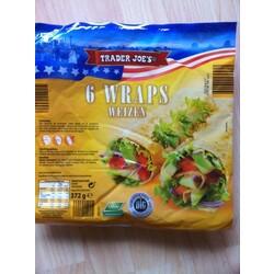 Trader Joe's - Wraps (Weizen)