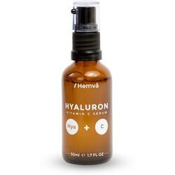 Hemvå Hyaluronsäure Vitamin C Serum