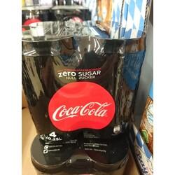 Coca-Cola Zero Sugar Null Zucker
