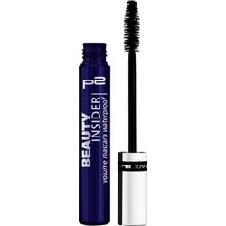 p2 Beauty Insider Volume waterproof Mascara black 010