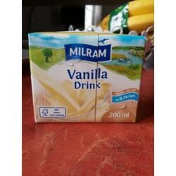 MILRAM Vanilla Drink