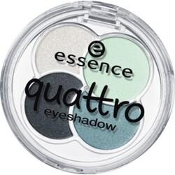 essence cosmetics - quattro eyeshadow