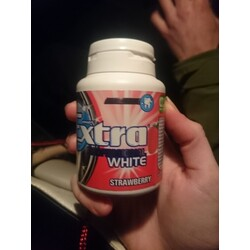 Wrigley's Extra Professional White Strawberry