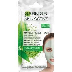 Garnier SkinActive Matcha + Kaolin Mask