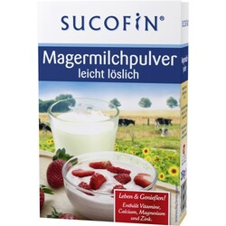 Sucofin Magermilchpulver leicht löslich 250 g