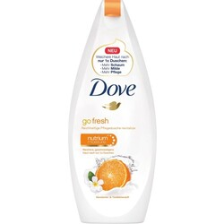 Dove go fresh Duschcreme Mandarine- & Tiaréblütenduft