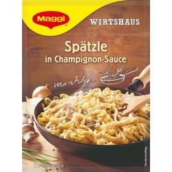 Maggi Wirtshaus - Spätzle in Champignon-Sauce