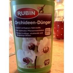 Rubin Orchideen-Dünger