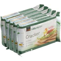 Coop Naturaplan Bio Cracker Dinkel