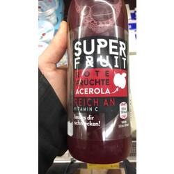Super Fruit - Rote Früchte Acerola - Reich An Vitamin C - 0.75 l gekühlt!