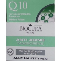 Biocura Beauty - Anti Aging Tagescreme
