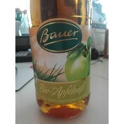 Bauer Bio-Apfelsaft