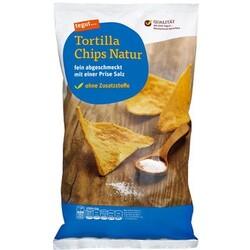 tegut... Tortilla Chips Natur