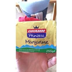 Gramm Prinzess Margarine