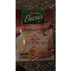 Spar Basis Spaghetti Carbonara