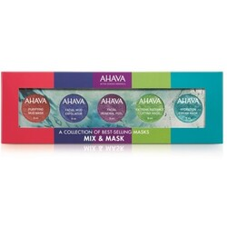 Ahava 5 Masken & Exfoliator Set