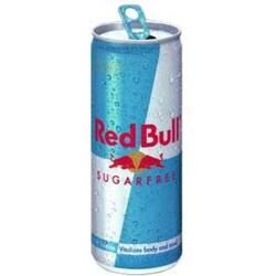 Red Bull - sugar free