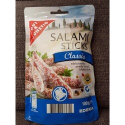 Gut&Günstig Salami Sticks classic