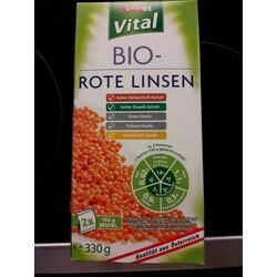 Spar Vital Bio-Rote Linsen