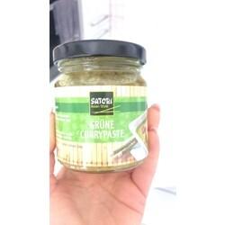Satori Asian Style Grüne Currypaste