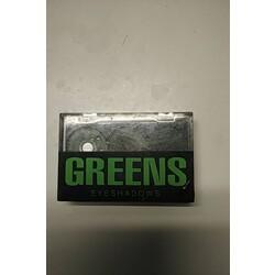Greens Eyeshadows