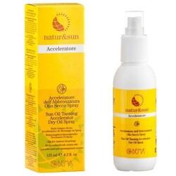 natur&sun Bio Bräunungsverstärker Sonnenöl (125 ml) von natur&sun