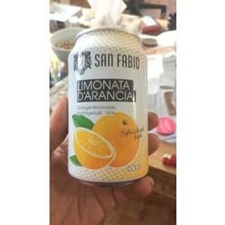 San Fabio Limonata D'arancia